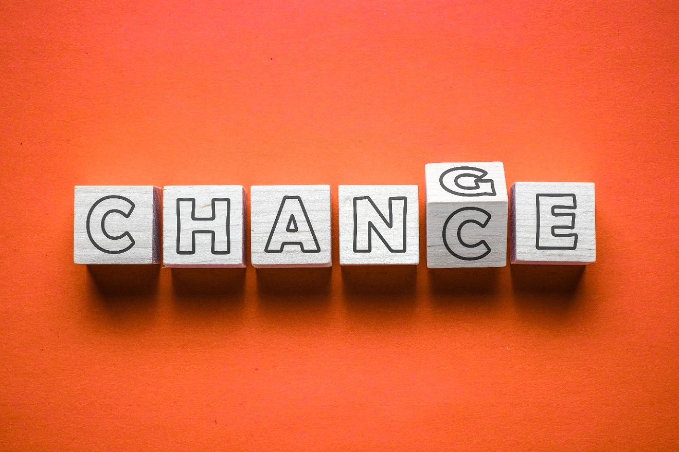 Give change a chance